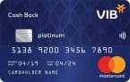 Thẻ VIB Cash Back